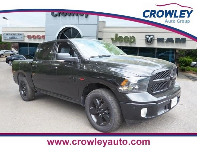 2018 Ram 1500 Crew Cab 4x4,  Pickup #18C0934 - photo 1