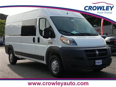 2018 ProMaster 2500 High Roof FWD,  Empty Cargo Van #18C0982 - photo 1