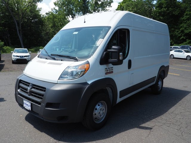 2018 ProMaster 1500 High Roof FWD,  Empty Cargo Van #18C1000 - photo 4