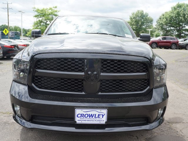 2018 Ram 1500 Quad Cab 4x4,  Pickup #18C1001 - photo 3