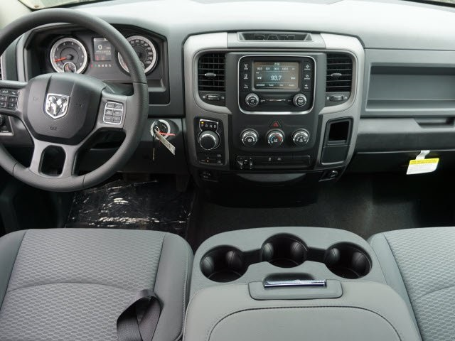2018 Ram 1500 Quad Cab 4x4,  Pickup #18C1001 - photo 11