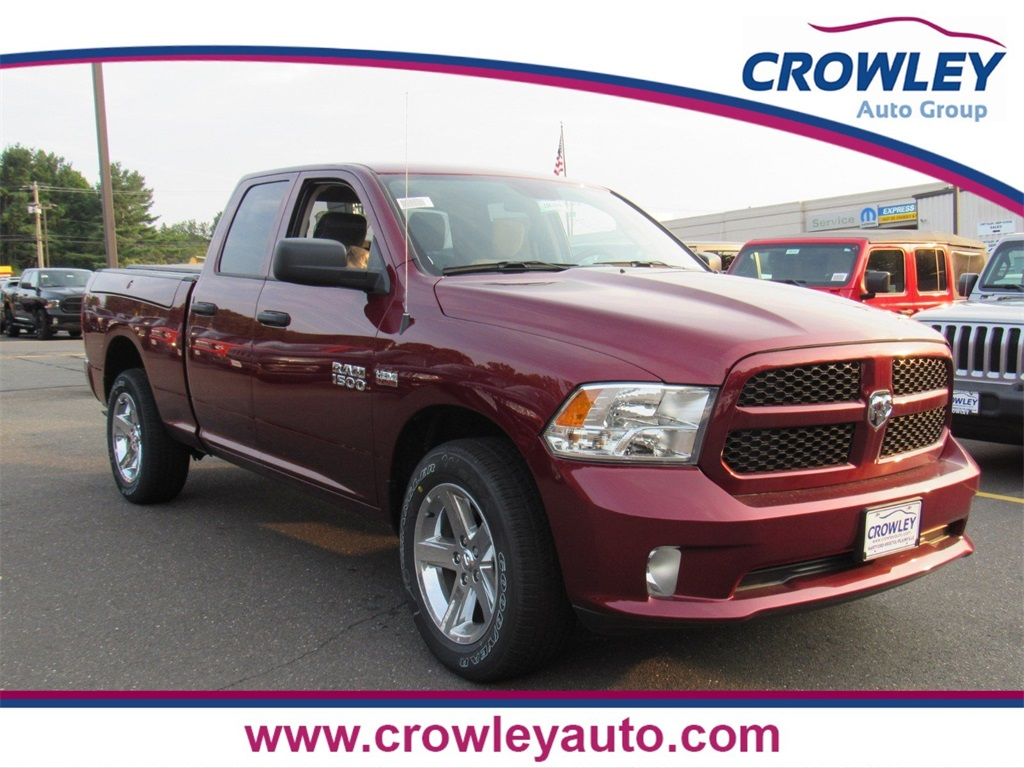 2018 Ram 1500 Quad Cab 4x4,  Pickup #18C1014 - photo 1