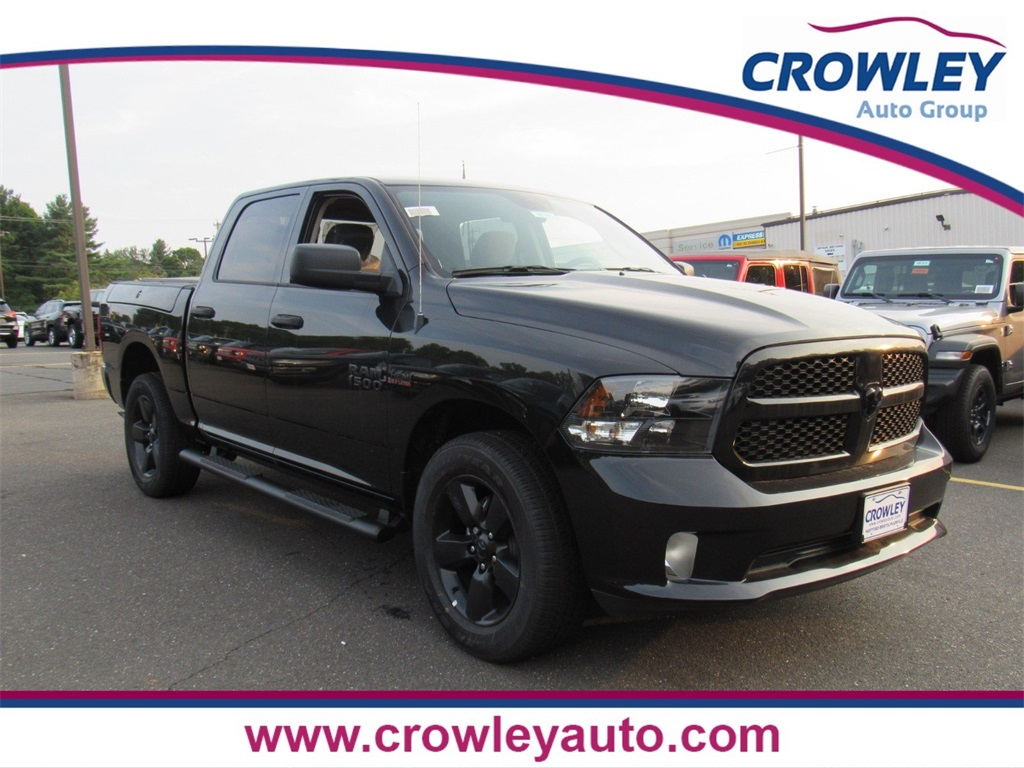 2018 Ram 1500 Crew Cab 4x4,  Pickup #18C1064 - photo 1
