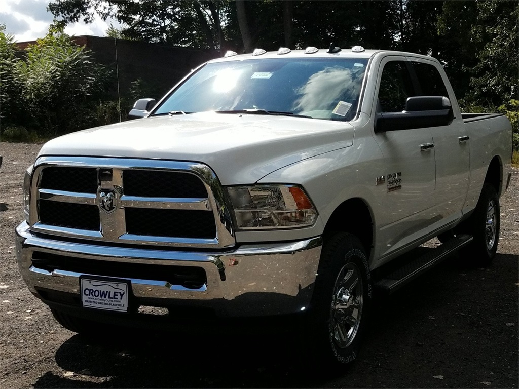 2018 Ram 2500 Crew Cab 4x4,  Pickup #18C1800 - photo 5