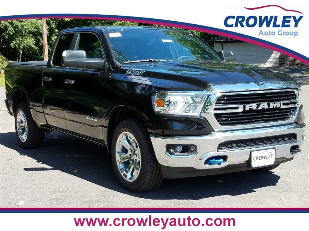 2019 Ram 1500 Quad Cab 4x4,  Pickup #19C0171 - photo 3
