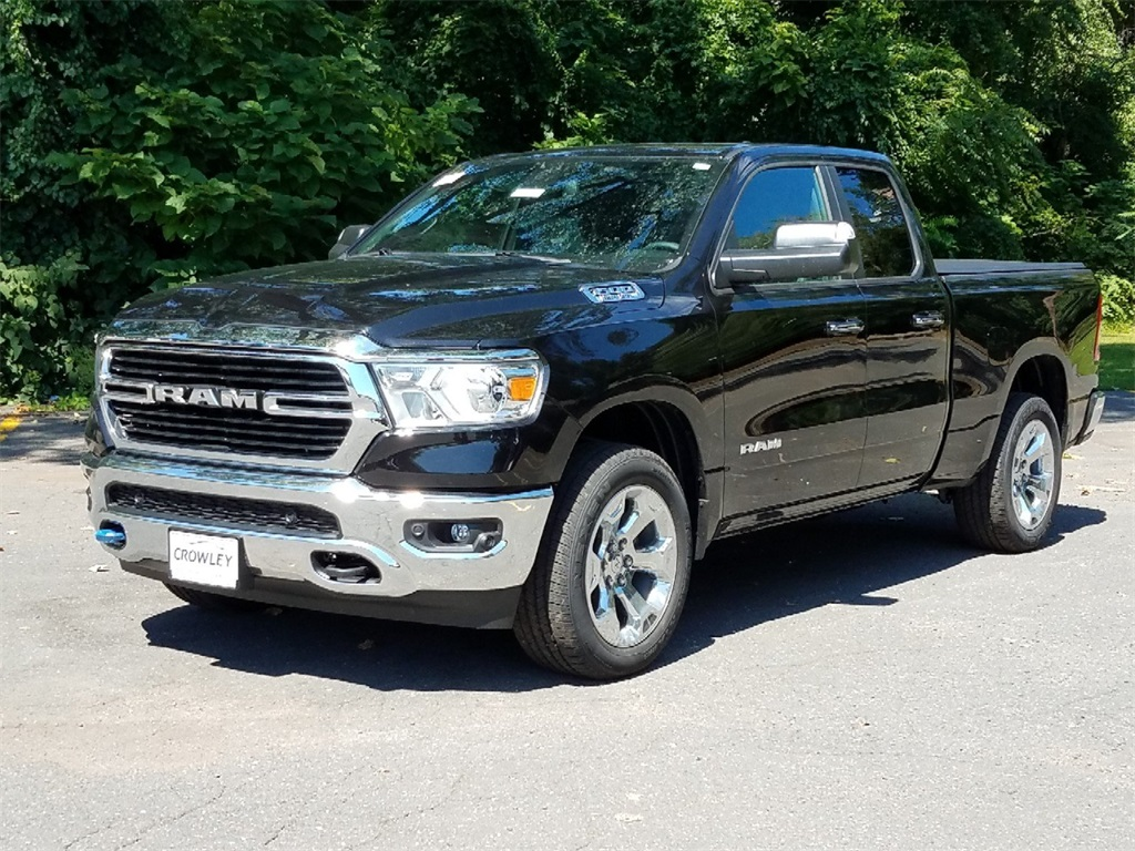 2019 Ram 1500 Quad Cab 4x4,  Pickup #19C0171 - photo 1