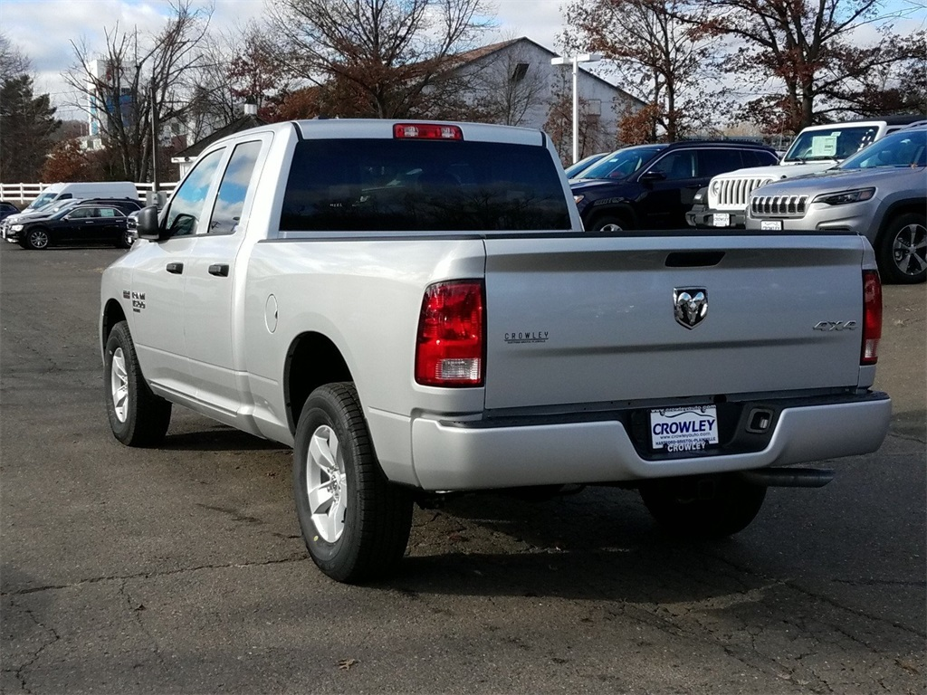 2019 Ram 1500 Quad Cab 4x4,  Pickup #19C0362 - photo 4