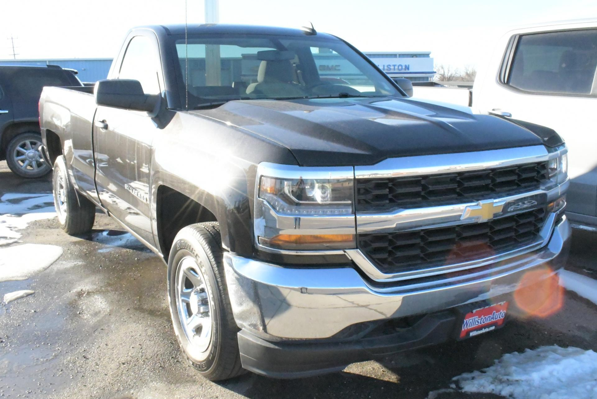 2018 Silverado 1500 Regular Cab 4x4,  Pickup #C9265 - photo 4