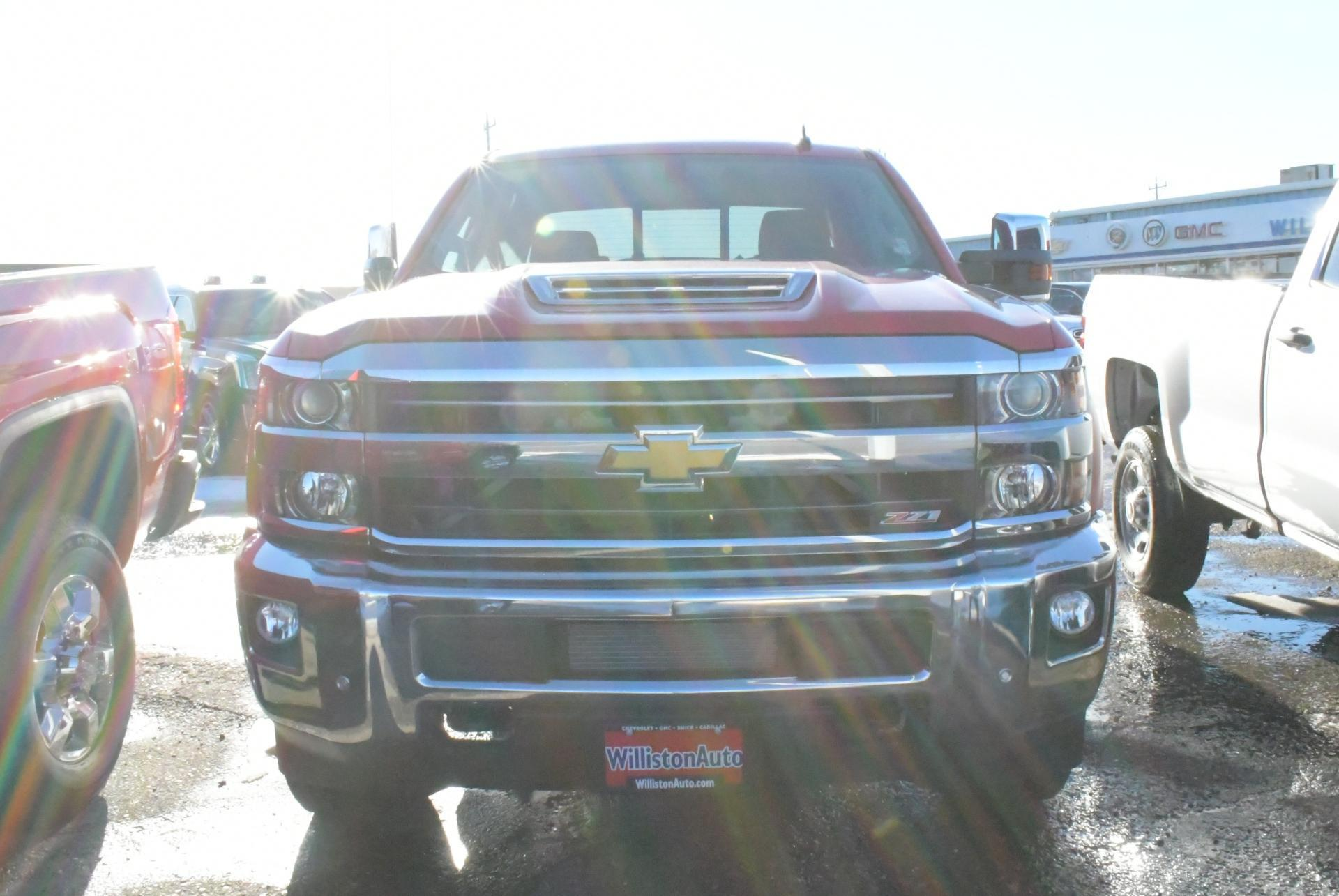 2019 Silverado 2500 Crew Cab 4x4,  Pickup #C9332 - photo 3