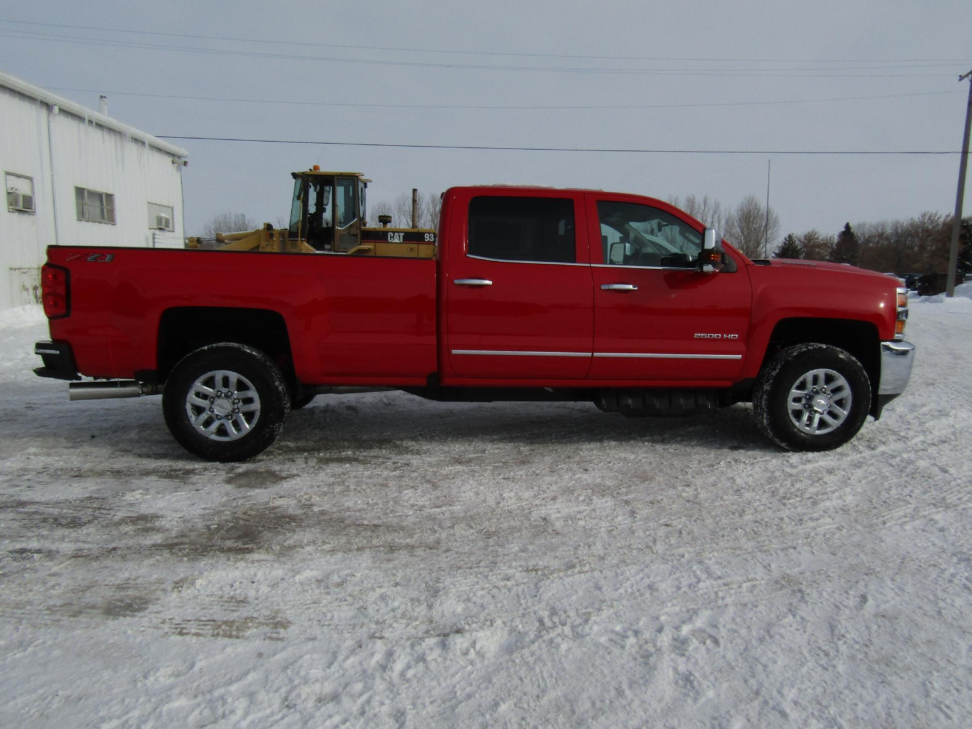 2019 Silverado 2500 Crew Cab 4x4,  Pickup #C9463 - photo 1