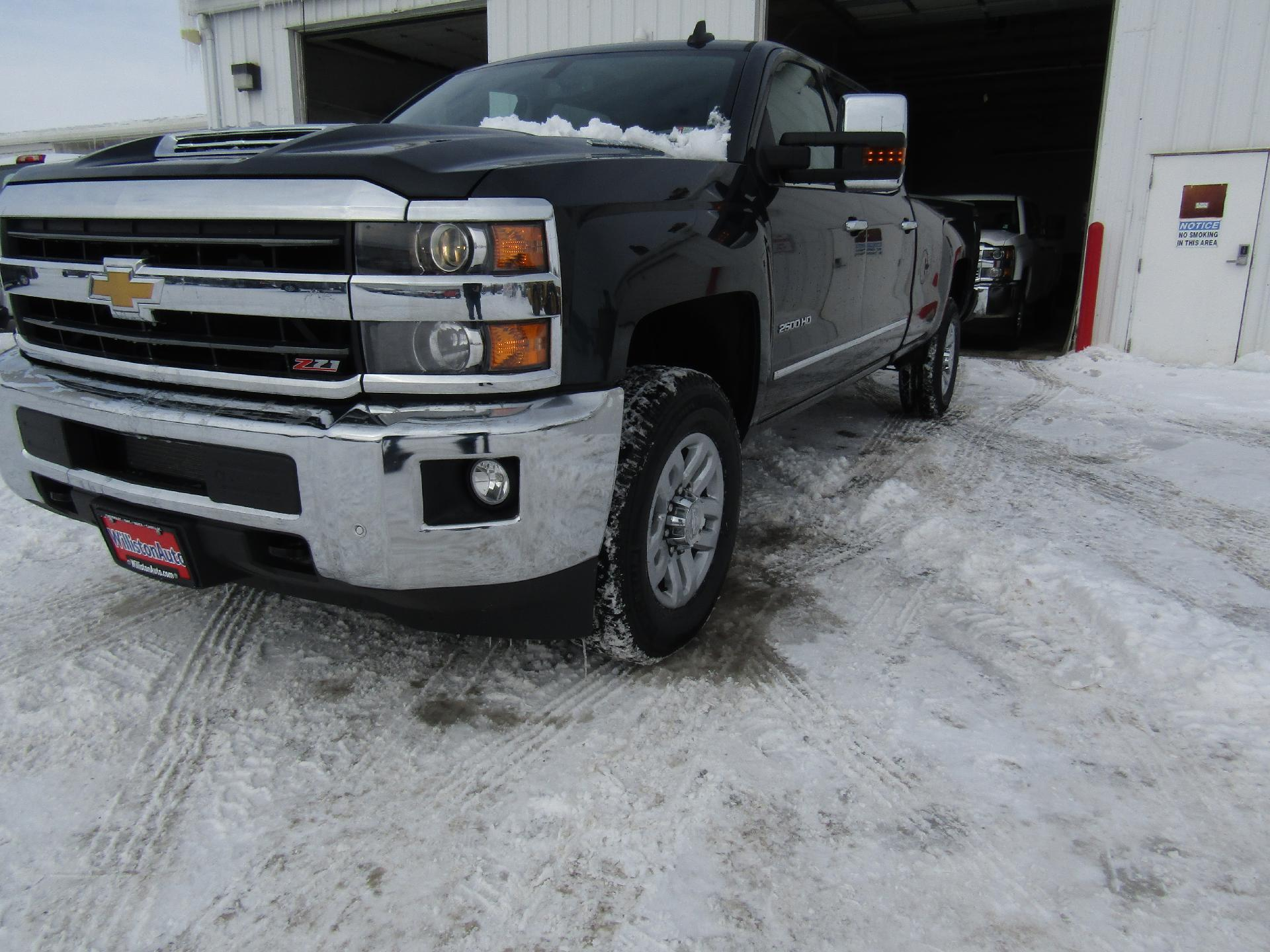 2019 Silverado 2500 Crew Cab 4x4,  Pickup #C9467 - photo 1