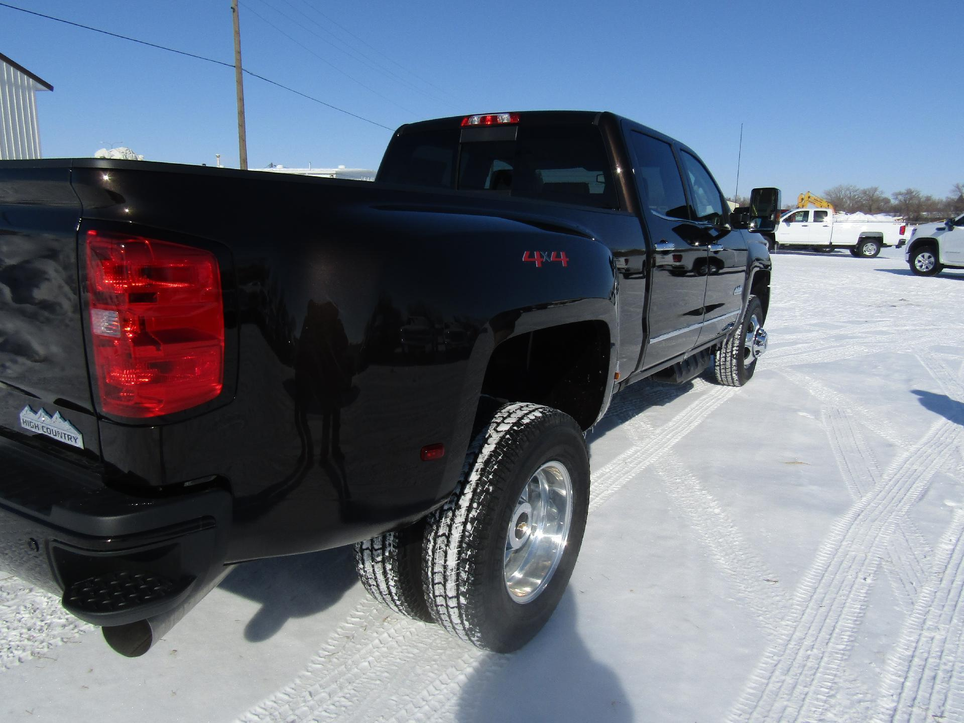 2019 Silverado 3500 Crew Cab 4x4,  Pickup #C9477 - photo 1