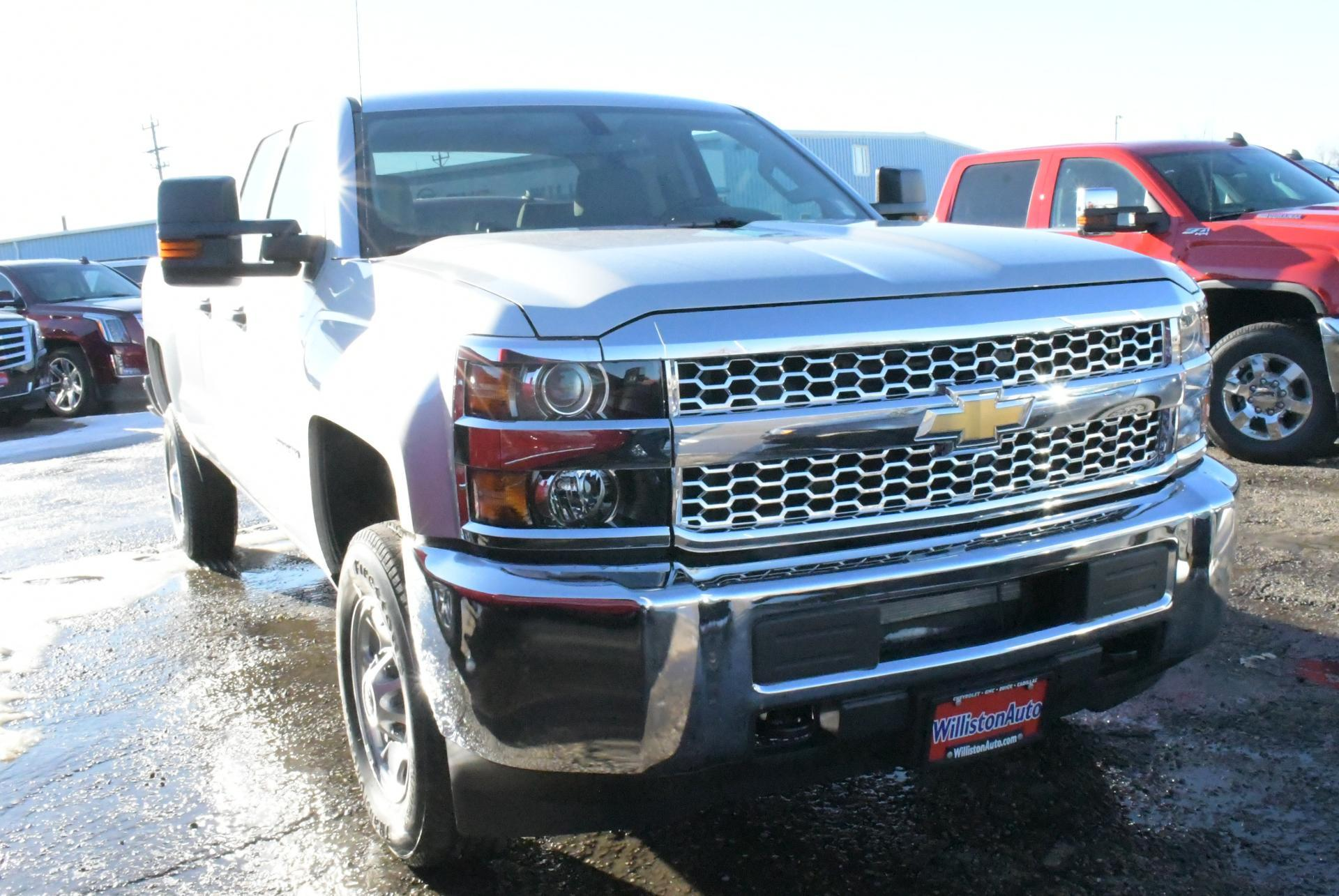 2019 Silverado 2500 Double Cab 4x4,  Pickup #C9489 - photo 4