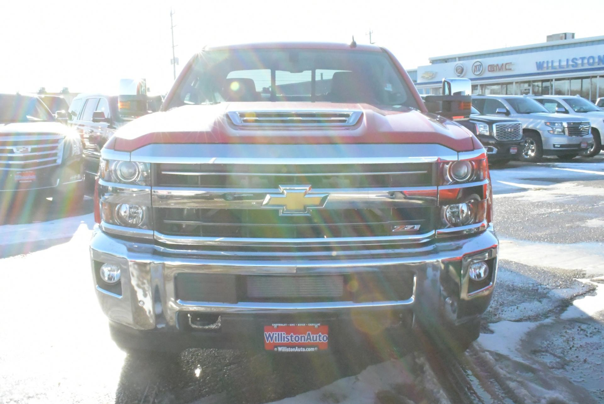 2019 Silverado 2500 Crew Cab 4x4,  Pickup #C9490 - photo 3