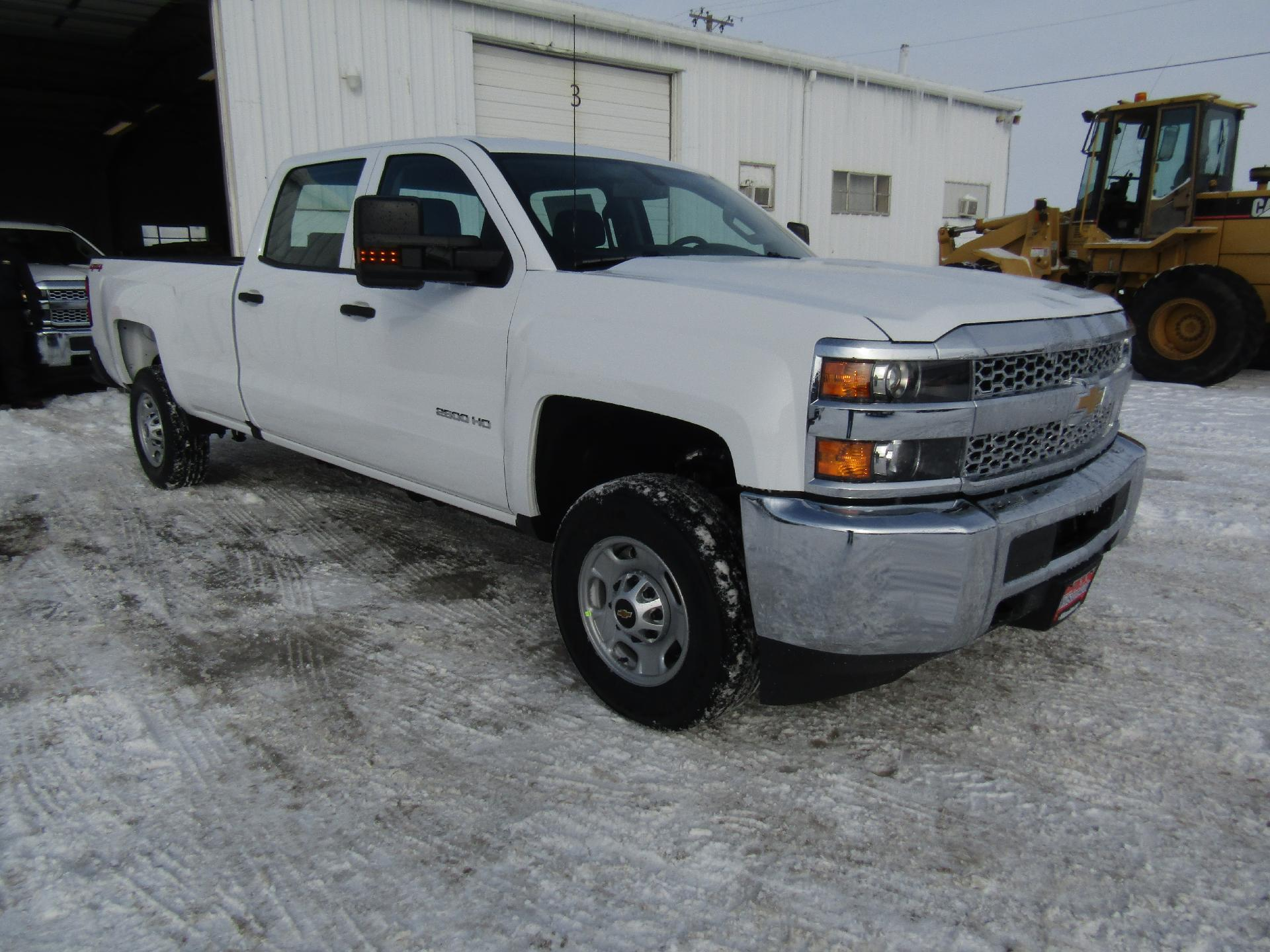 2019 Silverado 2500 Crew Cab 4x4,  Pickup #C9661 - photo 1