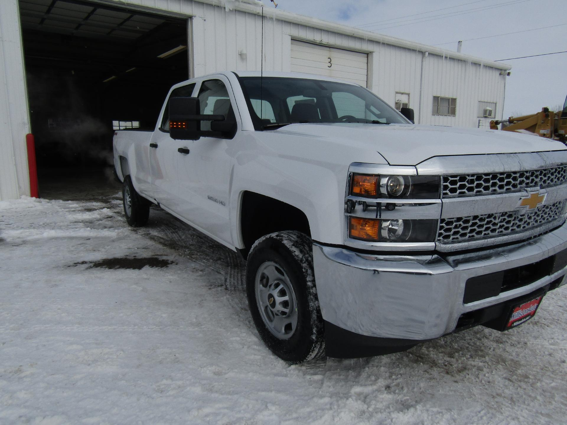 2019 Silverado 2500 Crew Cab 4x4,  Pickup #C9662 - photo 1