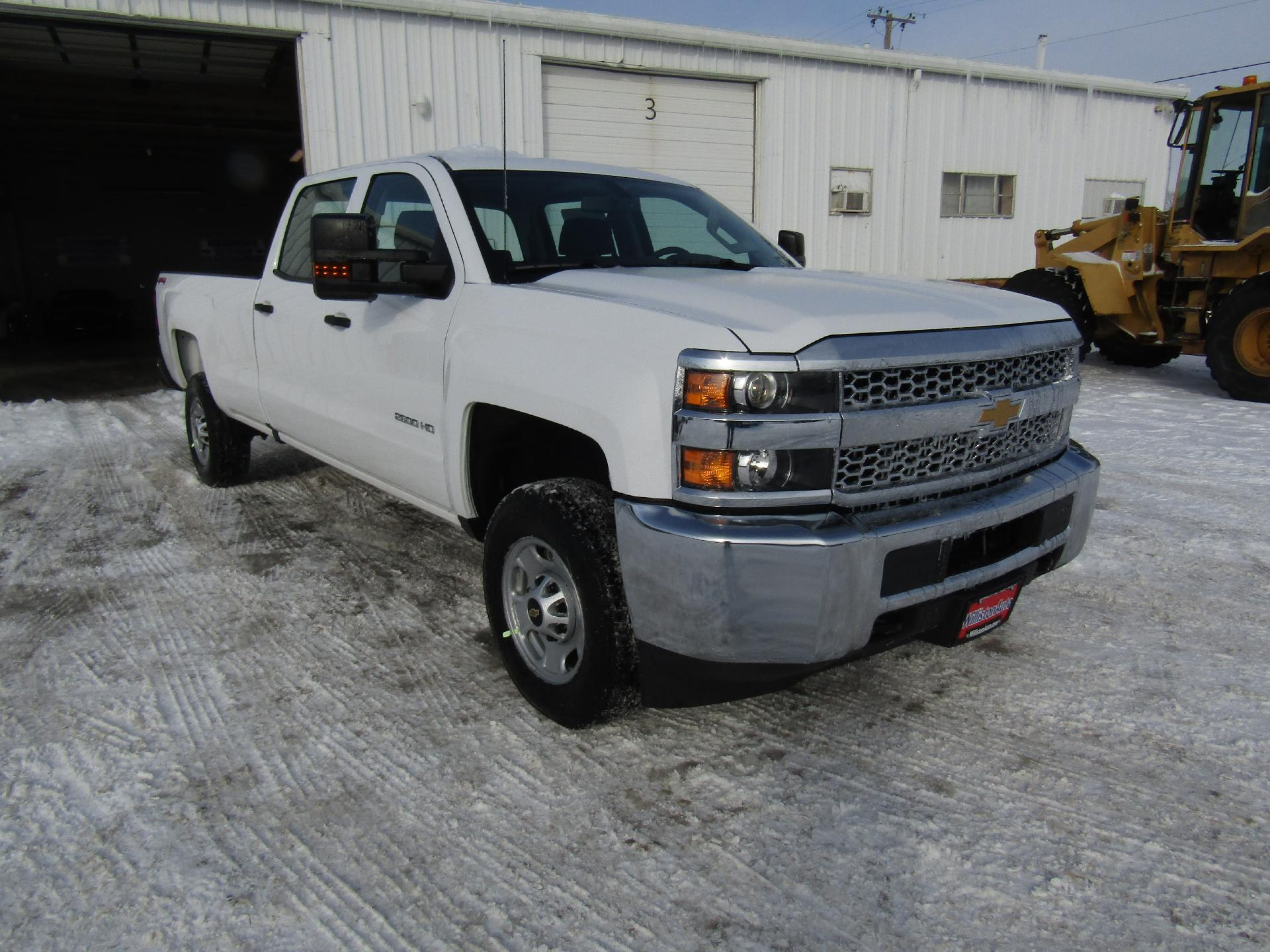 2019 Silverado 2500 Crew Cab 4x4,  Pickup #C9669 - photo 1