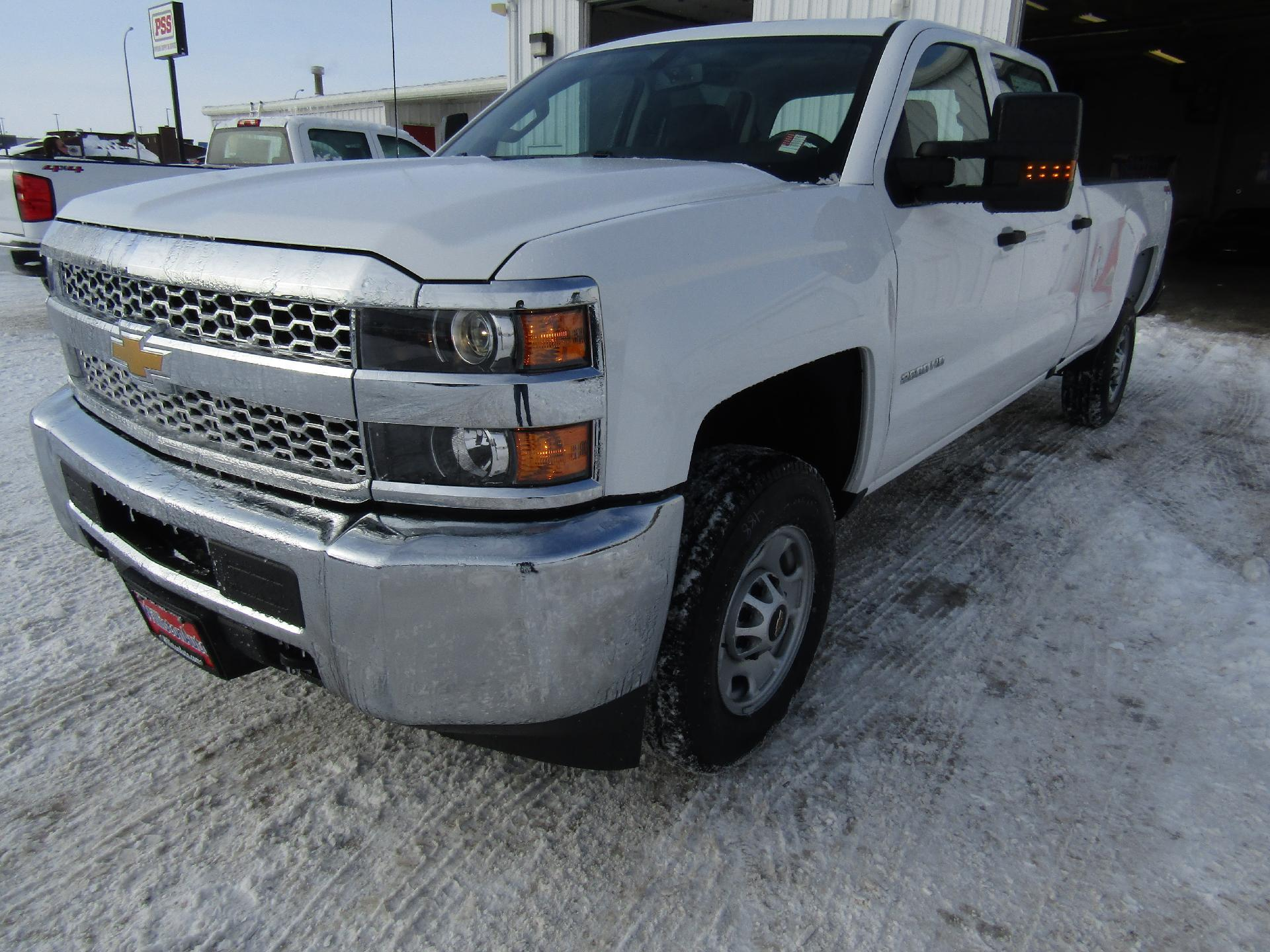 2019 Silverado 2500 Crew Cab 4x4,  Pickup #C9681 - photo 1