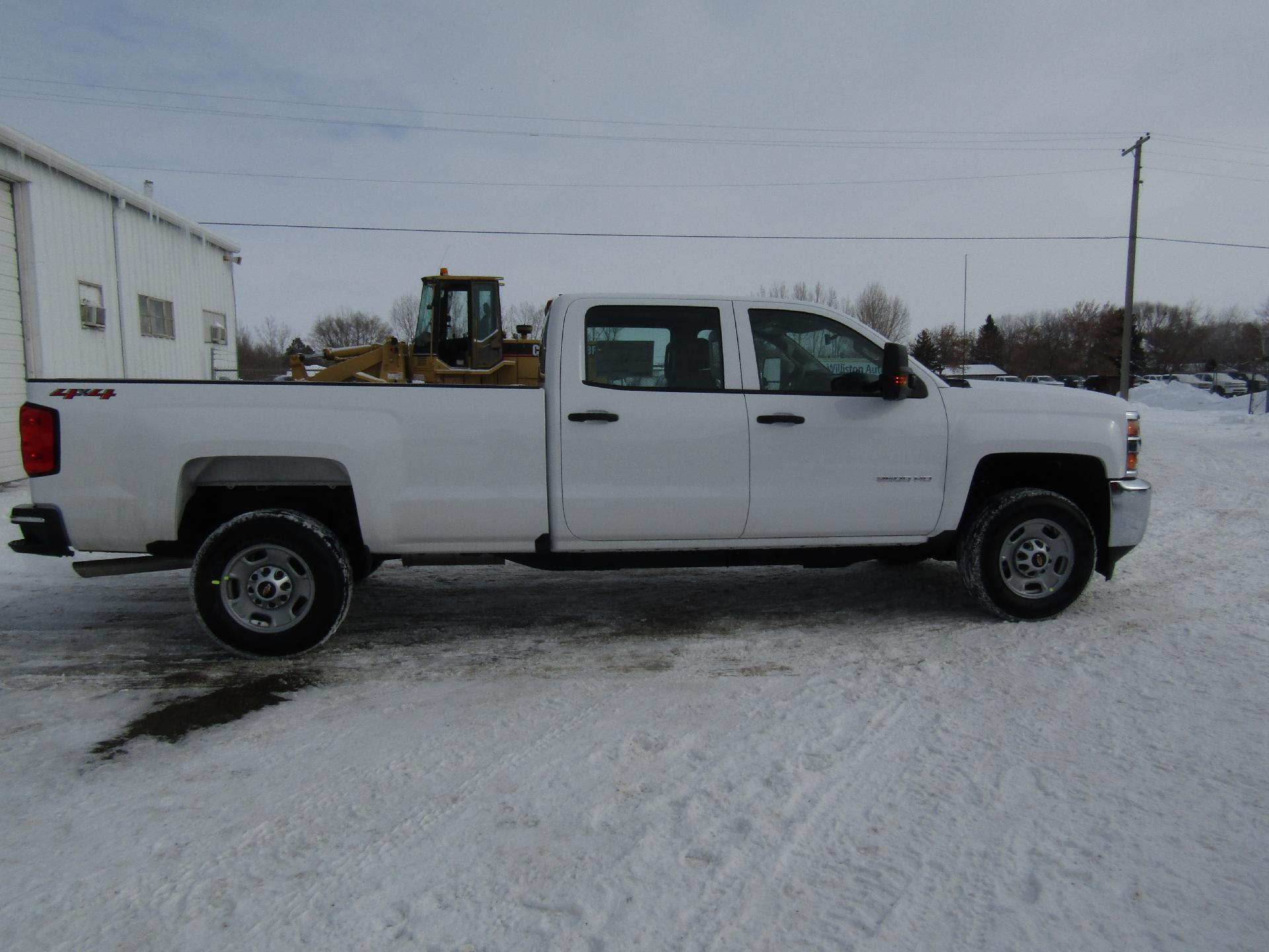 2019 Silverado 2500 Crew Cab 4x4,  Pickup #C9683 - photo 1