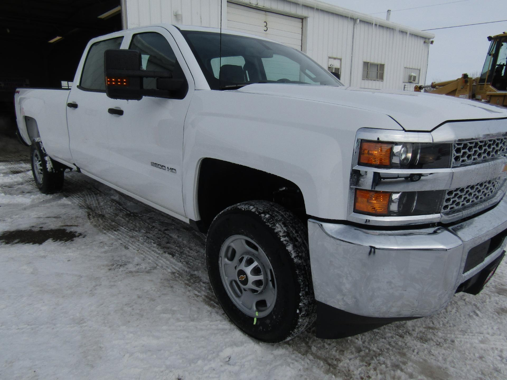 2019 Silverado 2500 Crew Cab 4x4,  Pickup #C9684 - photo 1