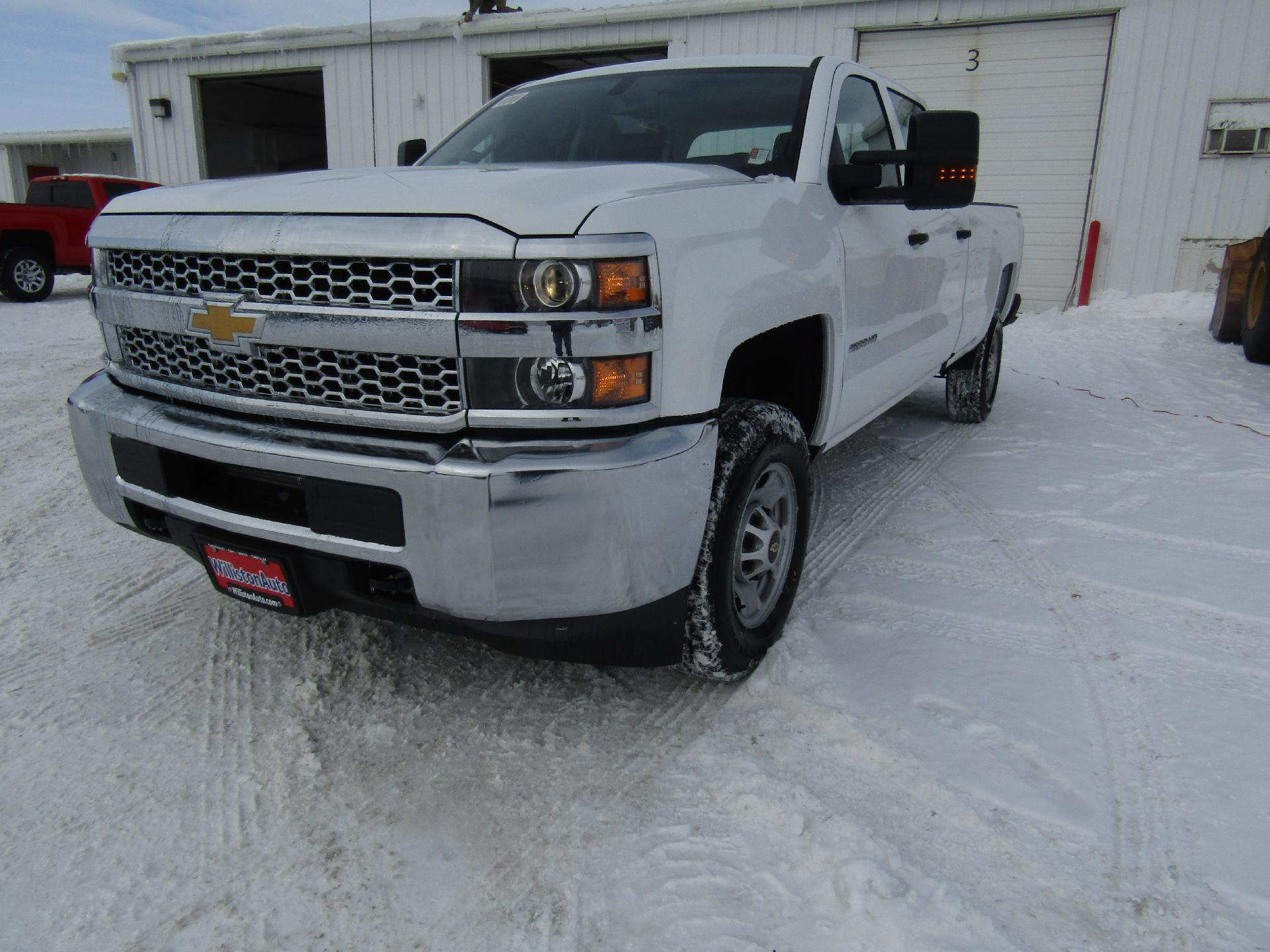 2019 Silverado 2500 Crew Cab 4x4,  Pickup #C9687 - photo 1
