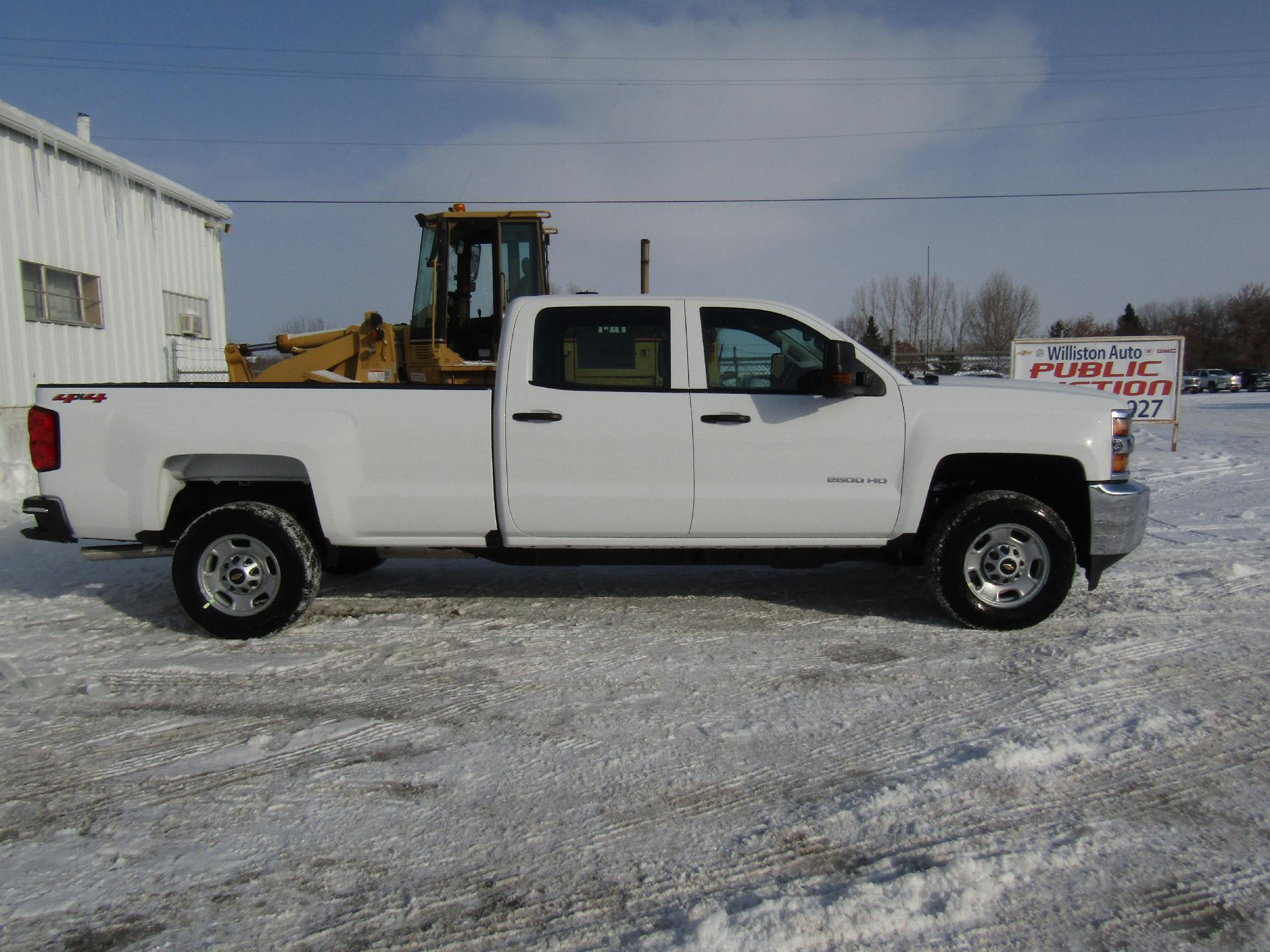 2019 Silverado 2500 Crew Cab 4x4,  Pickup #C9688 - photo 1