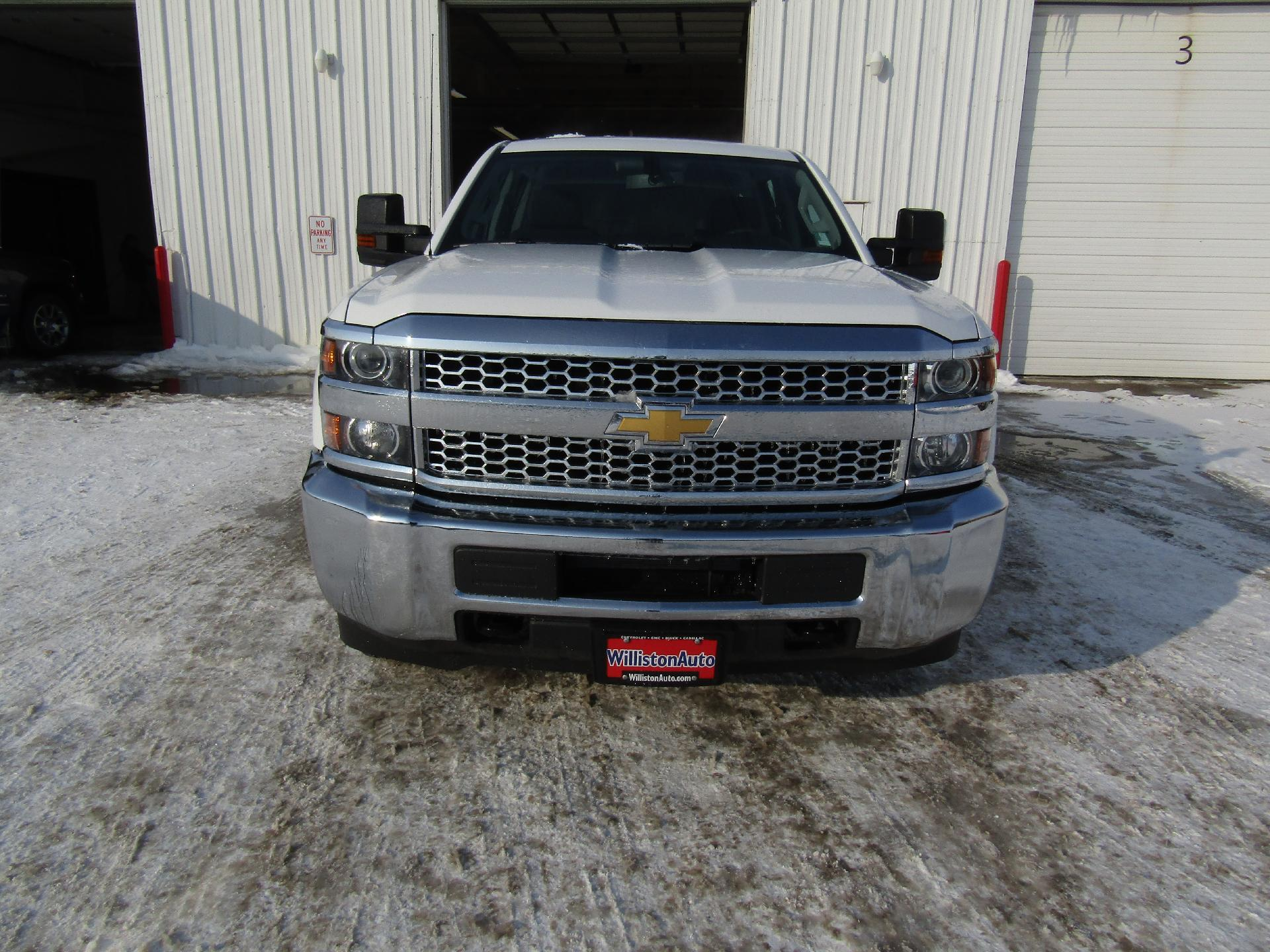 2019 Silverado 2500 Crew Cab 4x4,  Pickup #C9703 - photo 1