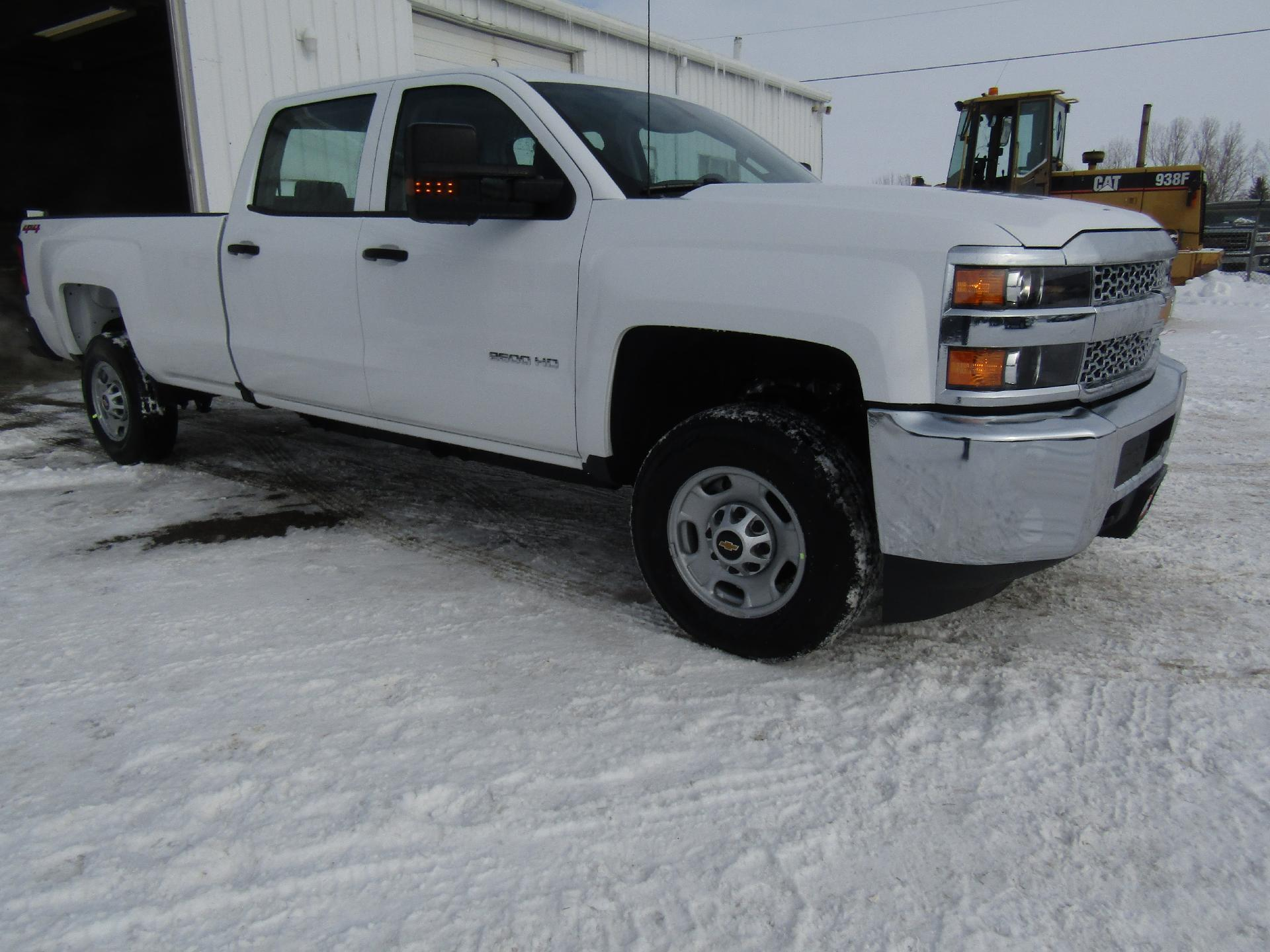 2019 Silverado 2500 Crew Cab 4x4,  Pickup #C9704 - photo 1