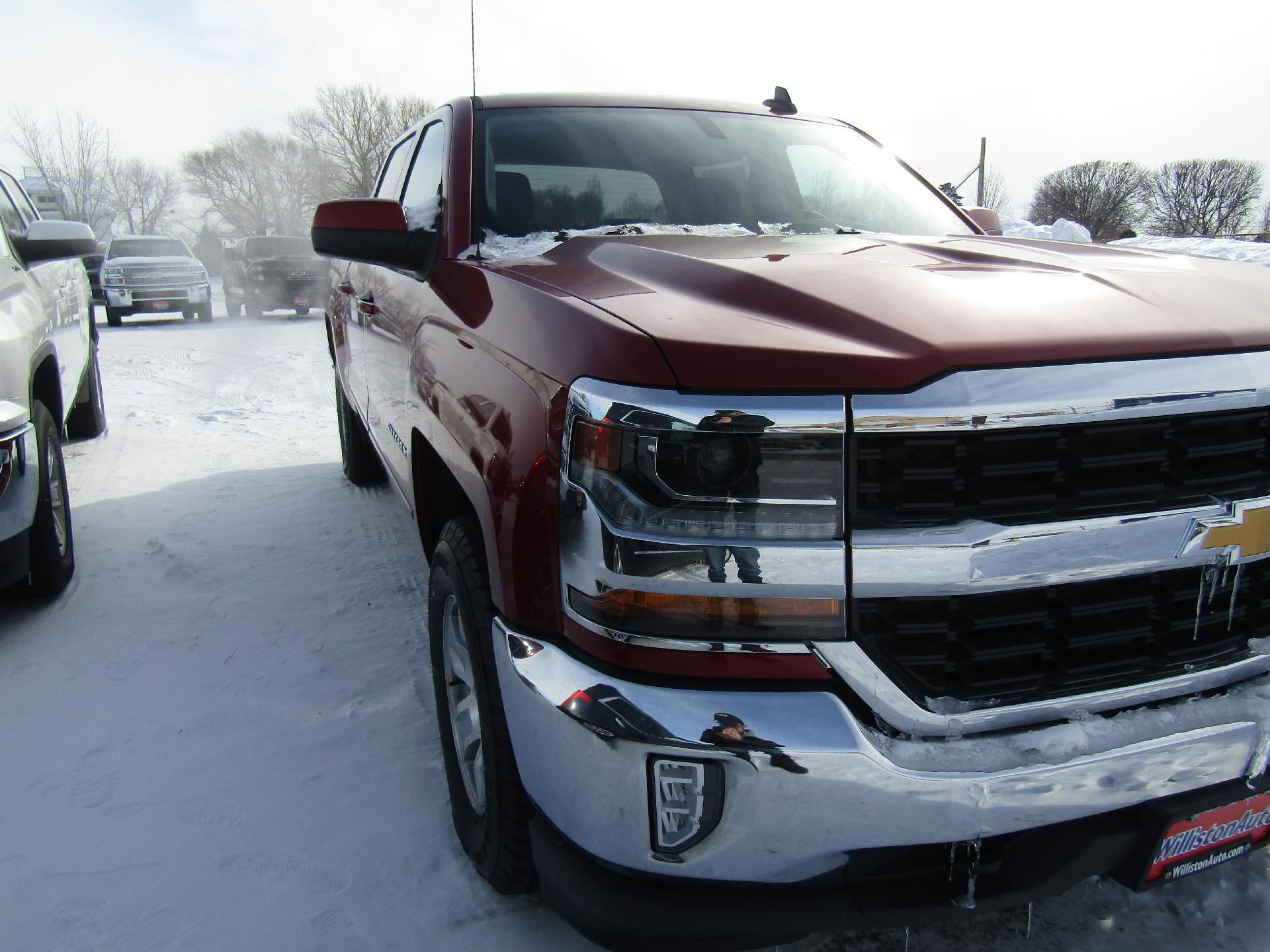 2018 Silverado 1500 Crew Cab 4x4,  Pickup #C9707 - photo 1