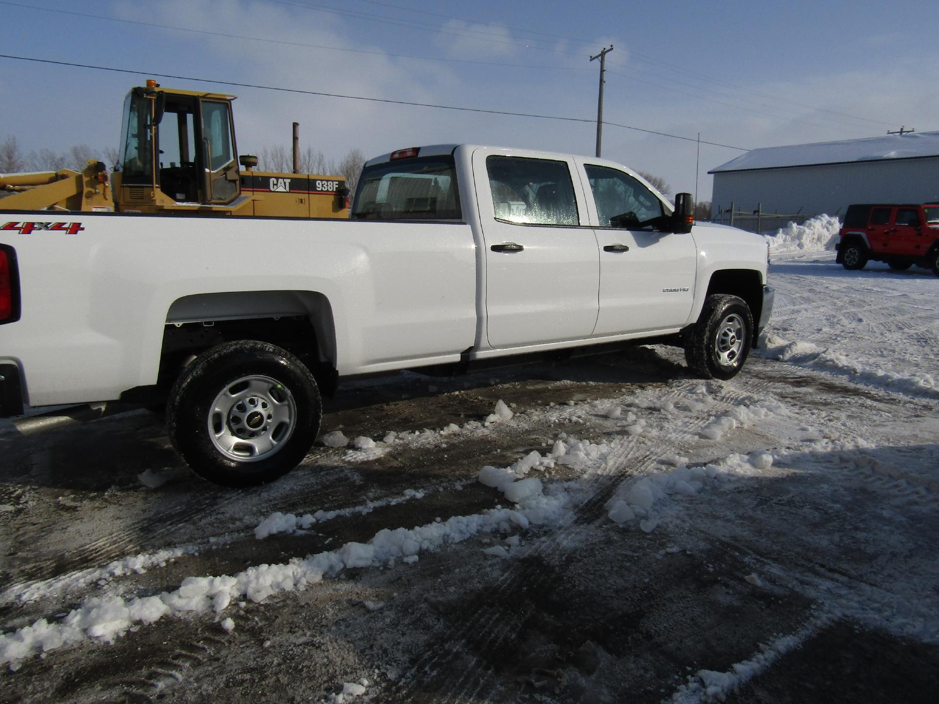 2019 Silverado 2500 Crew Cab 4x4,  Pickup #C9730 - photo 1