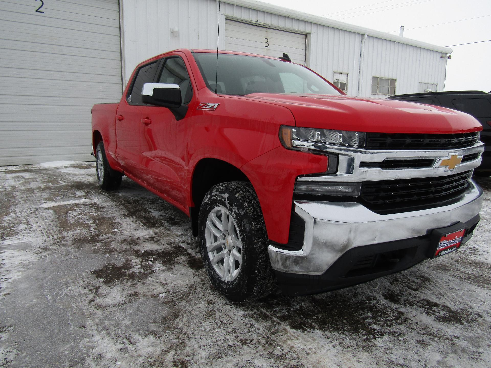 2019 Silverado 1500 Crew Cab 4x4,  Pickup #C9752 - photo 1
