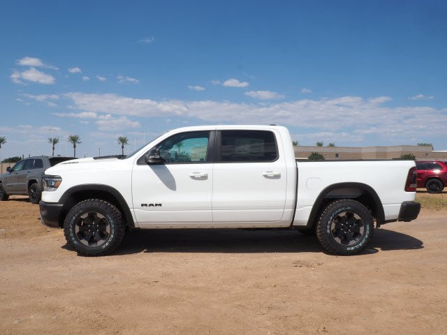 2020 Ram 1500 Crew Cab 4x4, Pickup #D01085 - photo 4