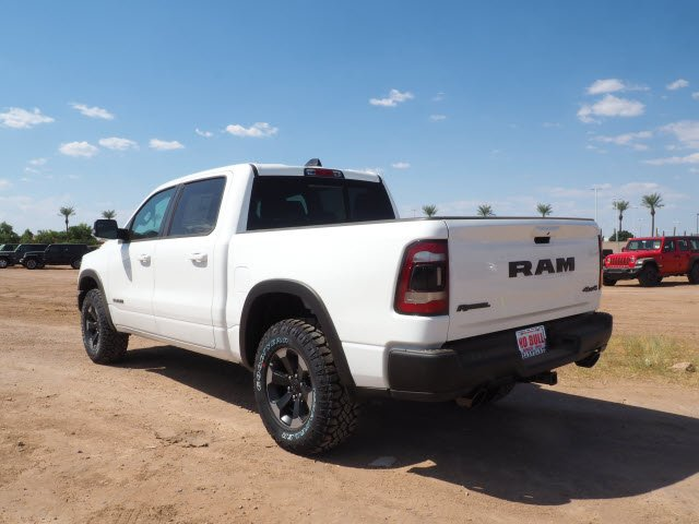 2020 Ram 1500 Crew Cab 4x4, Pickup #D01085 - photo 2