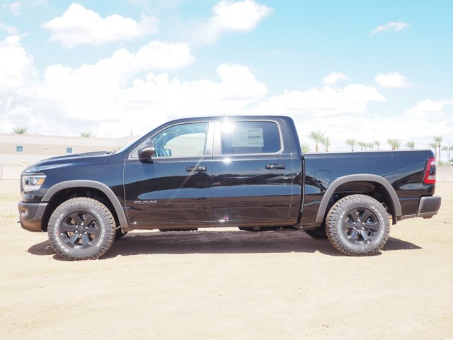2020 Ram 1500 Crew Cab 4x4,  Pickup #D01097 - photo 4