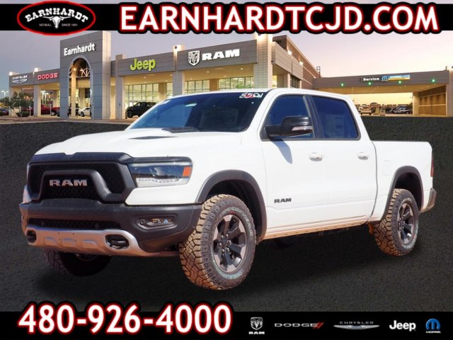2020 Ram 1500 Crew Cab 4x4,  Pickup #D01098 - photo 1