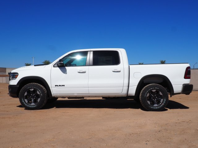 2020 Ram 1500 Crew Cab 4x4,  Pickup #D01098 - photo 4