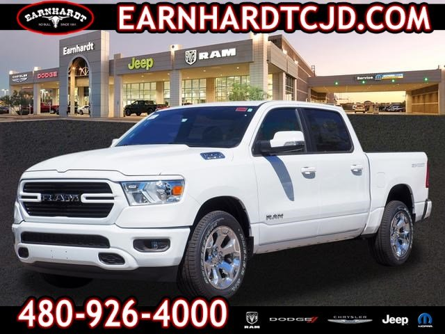 2020 Ram 1500 Crew Cab 4x2, Pickup #D01126 - photo 1