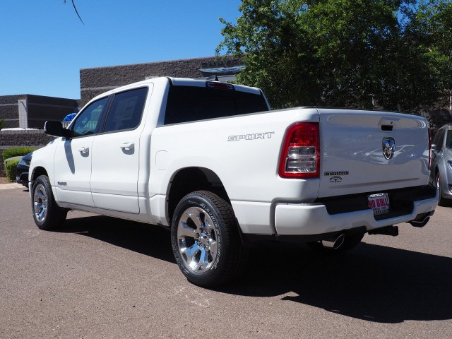 2020 Ram 1500 Crew Cab 4x2, Pickup #D01126 - photo 2