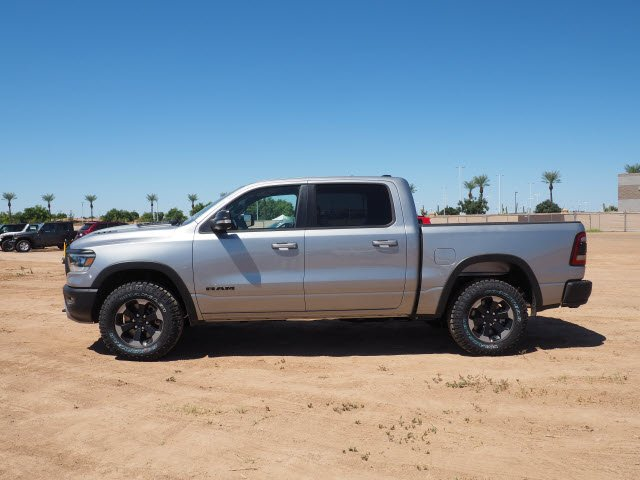 2020 Ram 1500 Crew Cab 4x4,  Pickup #D01140 - photo 4