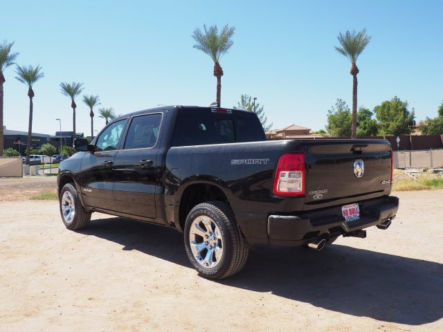 2020 Ram 1500 Crew Cab 4x4,  Pickup #D01178 - photo 2