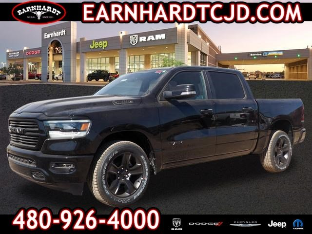 2020 Ram 1500 Crew Cab 4x2,  Pickup #D01184 - photo 1