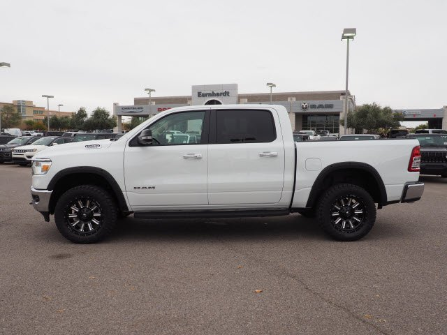 2020 Ram 1500 Crew Cab 4x4,  Pickup #D01207 - photo 4