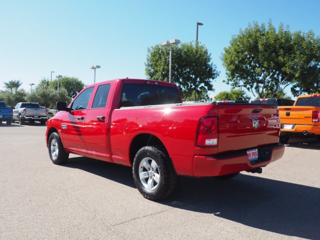 2016 Ram 1500 Quad Cab 4x2,  Pickup #D01234A - photo 2
