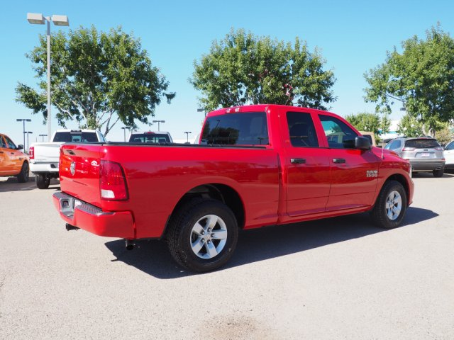 2016 Ram 1500 Quad Cab 4x2,  Pickup #D01234A - photo 6