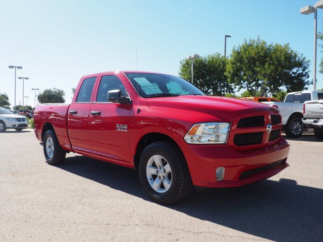 2016 Ram 1500 Quad Cab 4x2,  Pickup #D01234A - photo 8