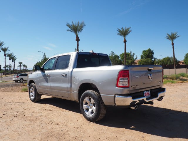 2020 Ram 1500 Crew Cab 4x4, Pickup #D01355 - photo 2