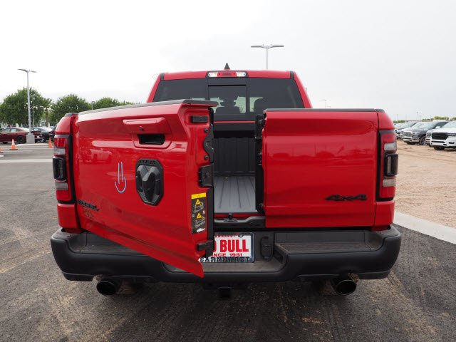 2020 Ram 1500 Crew Cab 4x4, Pickup #D01412 - photo 6