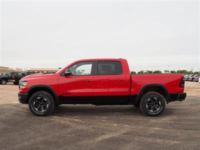 2020 Ram 1500 Crew Cab 4x4, Pickup #D01412 - photo 4