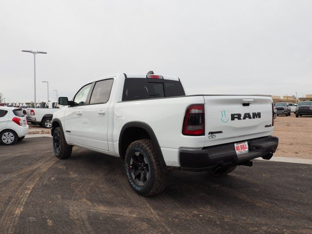 2020 Ram 1500 Crew Cab 4x4, Pickup #D01504 - photo 2