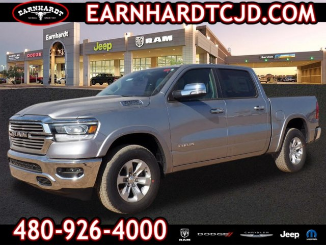 2020 Ram 1500 Crew Cab 4x4, Pickup #D01556 - photo 1